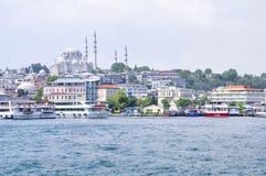 Istanboel Royalty-vrije Stock Afbeeldingen