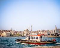 Istanboel Royalty-vrije Stock Foto
