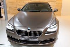 Istanboel Auto toont 2012 Royalty-vrije Stock Foto's