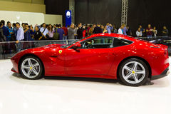 Istanboel Auto toont 2012 Royalty-vrije Stock Foto