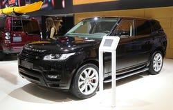 Istanboel Autoshow 2015 Stock Afbeeldingen