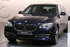 Istanboel Autoshow 2015 Royalty-vrije Stock Foto's