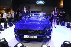 Istanboel Autoshow 2015 Royalty-vrije Stock Foto
