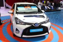 Istanboel Autoshow 2015 Stock Afbeelding