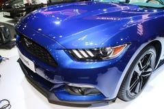 Istanboel Autoshow 2015 Stock Fotografie