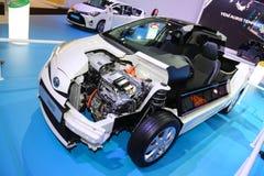 Istanboel Autoshow 2015 Stock Foto's