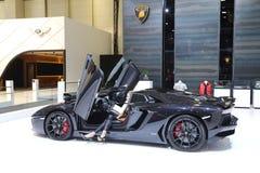 Istanboel Autoshow 2015 Royalty-vrije Stock Afbeelding