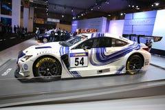 Istanboel Autoshow 2017 Royalty-vrije Stock Foto's