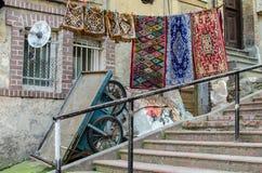 Istanboel en het leven II Stock Foto's