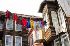 Istanboel en het leven III Royalty-vrije Stock Afbeelding