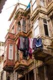 Istanboel en het leven III Stock Afbeeldingen