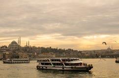 Istanboel en toerisme IV Stock Afbeeldingen