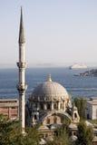 Istanboel Nusretiye Cami Stock Afbeeldingen