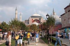 Istanboel, Turkije. Royalty-vrije Stock Afbeeldingen