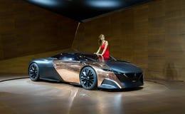 Istanbuł Auto przedstawienie 2012 zdjęcie royalty free