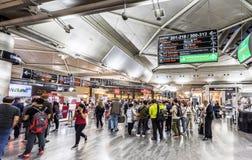 Istanbuł lotnisko międzynarodowe obrazy royalty free