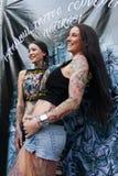 Istanbuł tatuażu konwencja Zdjęcie Stock