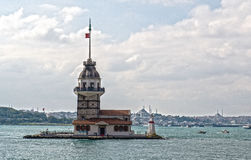 Istanbuł, Turcja Bosphorus Fotografia Royalty Free