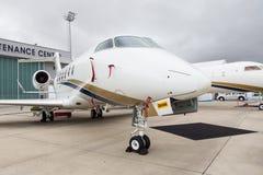 Istanbuł Airshow Obraz Royalty Free