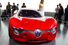Istanbuł Auto przedstawienie 2012 Fotografia Stock