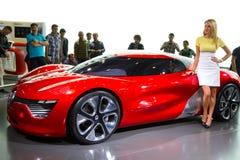 Istanbuł Auto przedstawienie 2012 Fotografia Royalty Free