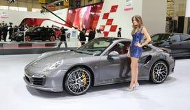 Istanbuł Autoshow 2015 Zdjęcie Stock