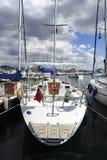 Istanbuł boatshow Fotografia Royalty Free