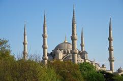 Istanbuł widoki Sultanahmet meczet Zdjęcie Royalty Free