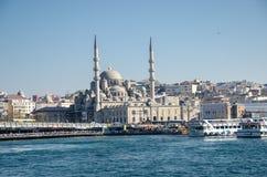 Istanbuł widoki Sultanahmet meczet Zdjęcie Stock