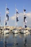 istanbul łódkowaty przedstawienie Obraz Royalty Free