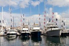 istanbul łódkowaty przedstawienie zdjęcie royalty free