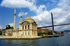 Istanbul Stockfotografie