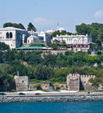Istanbul. On the Bosphorus, home of 4000 mosques and spanning 2 continents - Europe and Asia Stock Photography