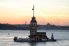 Istanbul Royalty Free Stock Photo