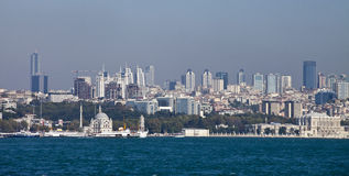 istanbul Fotografering för Bildbyråer
