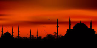 istanbul Royaltyfri Fotografi