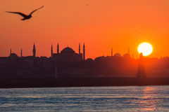 istanbul Obraz Royalty Free
