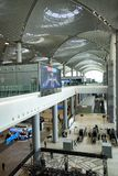 Istanbul Airport stock images