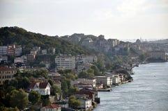 Istanbul-Ansicht Lizenzfreie Stockfotografie