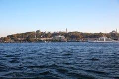 Istanbul-Ansicht stockbild