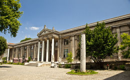 Istanbul Archaeological Museum in Istanbul, Turkey Royalty Free Stock Photo