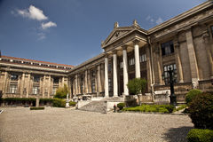 Istanbul Archaeological Museum in Istanbul, Turkey Royalty Free Stock Photos