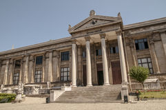 Istanbul Archaeological Museum in Istanbul, Turkey Royalty Free Stock Photography