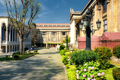 Istanbul Archaeological Museum. In Istanbul,Turkey Stock Photography