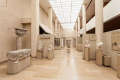 Istanbul Archaeology Museum. ISTANBUL, TURKEY - SEPTEMBER 07, 2014: Istanbul Archaeology Museum on September 07, 2014 in Istanbul, Turkey Royalty Free Stock Image