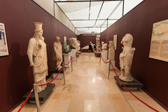 Istanbul Archaeology Museum Royalty Free Stock Photos