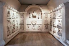 Istanbul Archaeology Museum. ISTANBUL, TURKEY - SEPTEMBER 07, 2014: Istanbul Archaeology Museum on September 07, 2014 in Istanbul, Turkey Stock Image