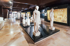 Istanbul Archaeology Museum Stock Photography