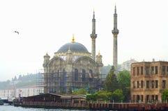 Istanbul asiatisk sidomoské Royaltyfri Bild
