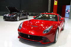 Istanbul Auto Show 2012 Stock Photography
